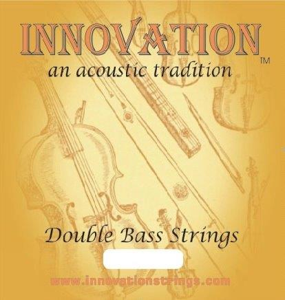 Innovation Braided Double Bass String Set