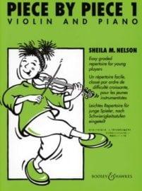 Piece by Piece Violin 1 - Sheila Nelson