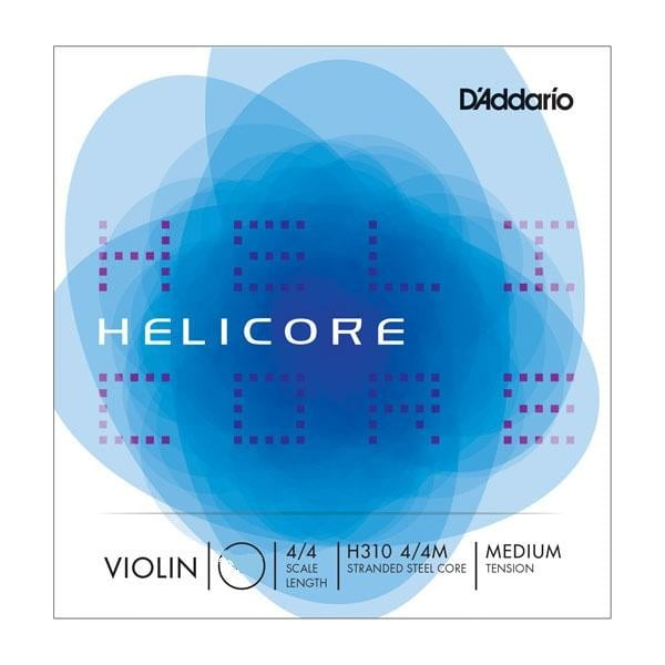 Helicore violin set strings