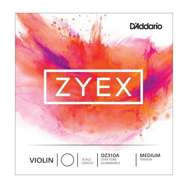 Zyex violin G string
