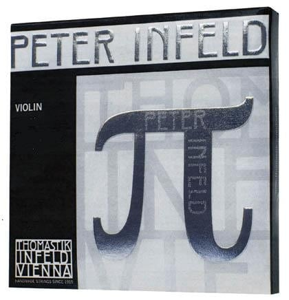 Peter Infeld violin A string