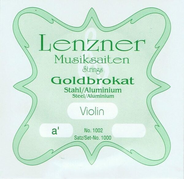 Optima (Lenzner) Goldbrokat Violin A string