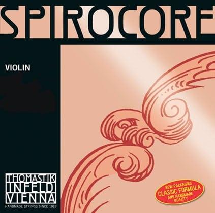 Spirocore violin E string