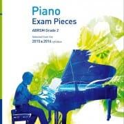 ABRSM Piano Exam Pieces 2015 & 2016, Grade 2