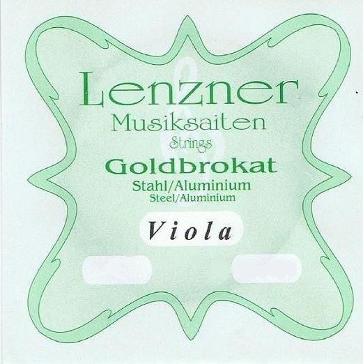 Lenzner Goldbrokat Viola D string