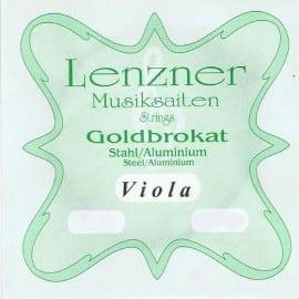 Lenzner Goldbrokat Viola A string