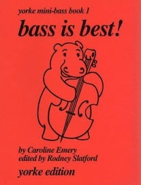 Bass is best! - Caroline Emery