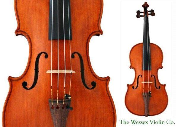 Wessex violin model XV