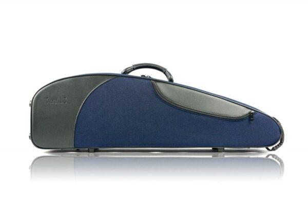 BAM classic III navy blue violin case