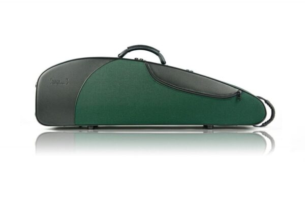 BAM Classic III Green Violin case