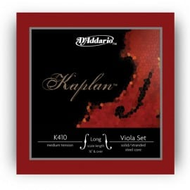 Kaplan viola string set
