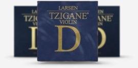 Larsen Tzigane Violin D string