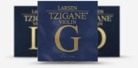 Larsen Tzigane Violin G string