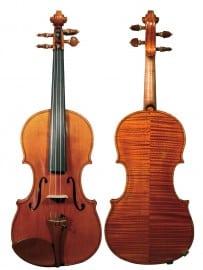 Hidersine Firenze violin outfit