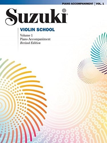 Suzuki violin school Piano Accompaniment 1