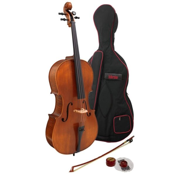 The Vivente Cello outfit is a quality outfit for descerning young players