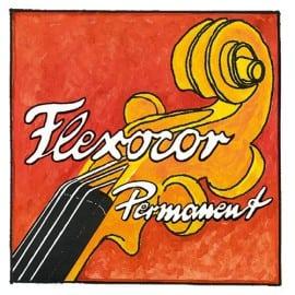 Flexocor Permanent Violin string set
