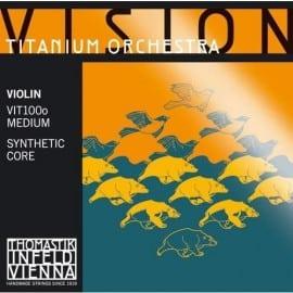 Vision Titanium Orchestra violin A string