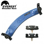 Everest Violin Shoulder rest blue