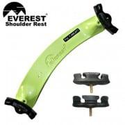 Everest Violin Shoulder rest hot neon
