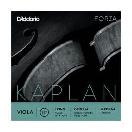Kaplan Forza Viola string set for descerning viola players