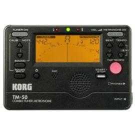 Korg TM-50 Tuner/Metronome