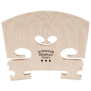 Despiau violin bridge A grade