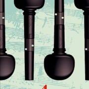 Wittner set of cello finetune pegs