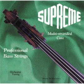 Supersensitive Supreme double bass strings