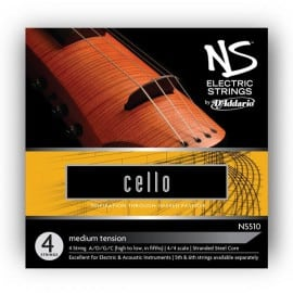 NS Electric Cello D string