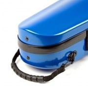 BAM Hightech contoured (Azure) violin case
