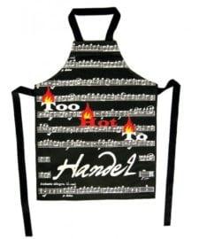 Apron - Too hot to Handel