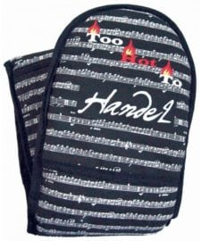 Oven gloves - Too hot to Handel