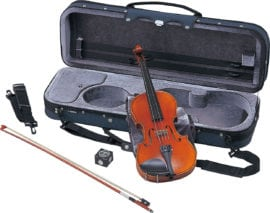 Yamaha V7SG Violin Outfit