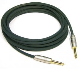 Cable - 10' Kirlin pro-deluxe straight mono