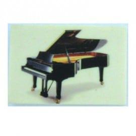 Eraser Piano design