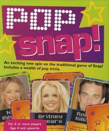 Pop snap game