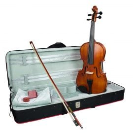 The Vivente Viola outfit is recommended for the first 5 viola grades