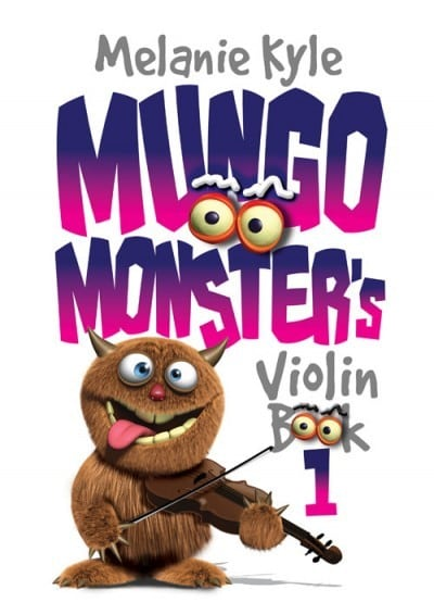 Mungo Monsters violin book 1