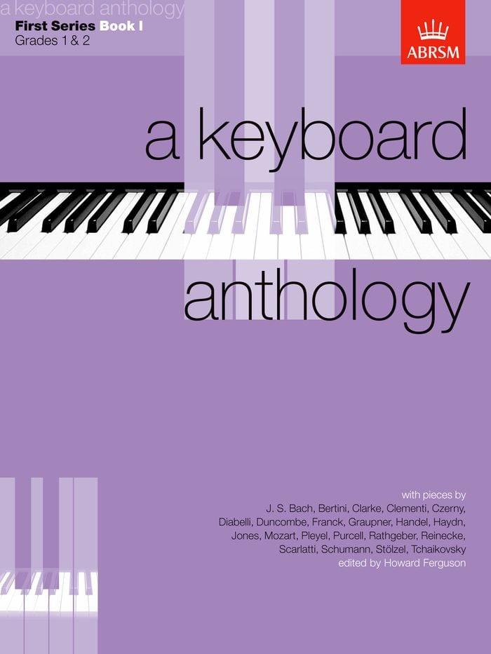 Keyboard Anthology First series Book 1