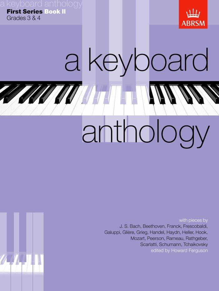 Keyboard Anthology First series Book 2