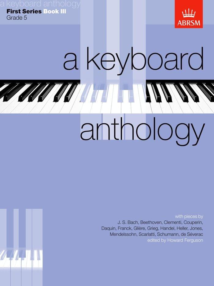 Keyboard Anthology First series Book 3