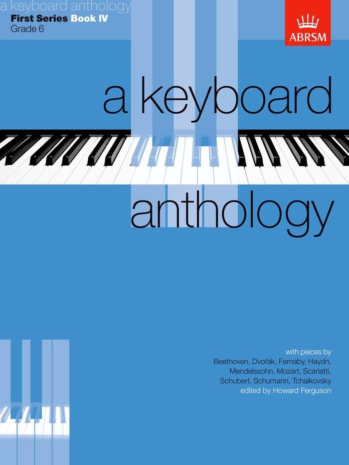 Keyboard Anthology First series Book 4