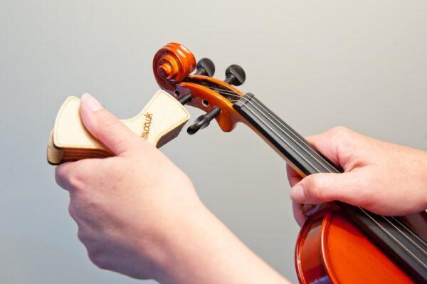 Pegmate Violin main