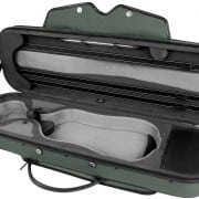 Pedi steel shield oblong violin case