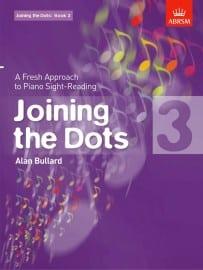 Joining the dots Grade 3 piano