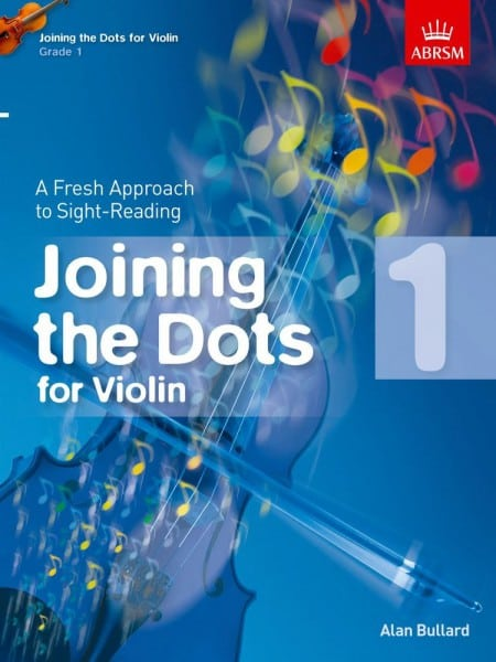 Joining the dots Grade 1 violin