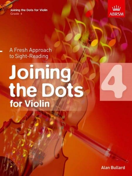 Joining the dots Grade 4 violin