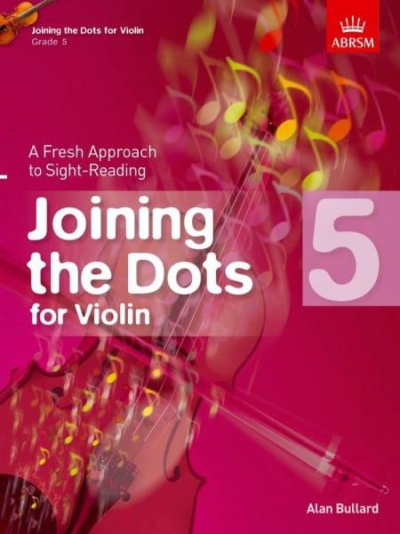 Joining the dots Grade 5 violin