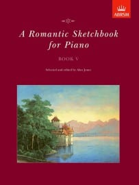 A Romantic Sketchbook V for Piano